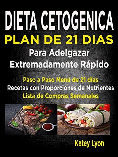 Plan de dieta cetosis fácil para bajar de peso