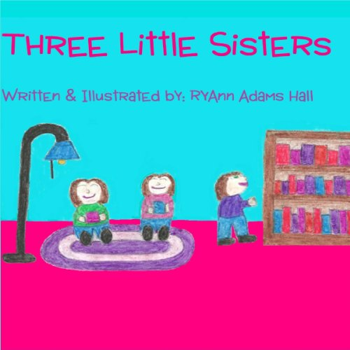 Three Little Sisters audiobook cover art