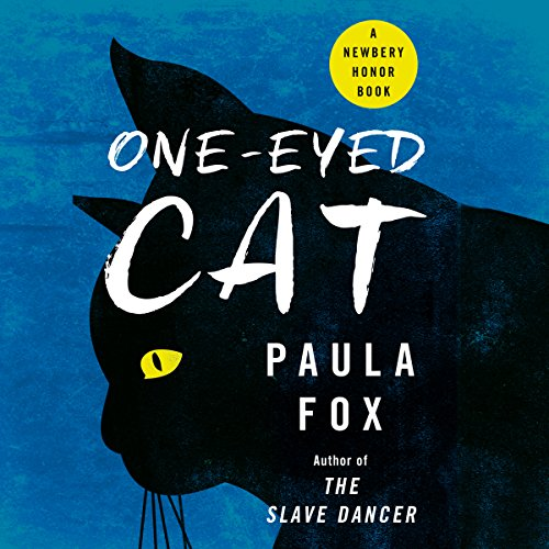 One Eyed Cat  By  cover art