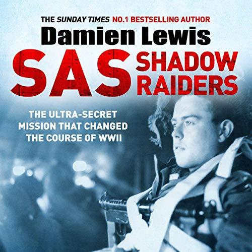 SAS Shadow Raiders cover art