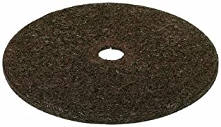 Rocky Mountain Tree Mulch Ring Weed Preventer - Recycled Heavy Duty Rubber - Mower Safe - No landscape staples needed - Textured for natural look - Equal water seepage to tree - Easy install (24-inch)