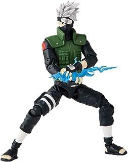 Anime Heroes Naruto Hatake Kakashi Action Figure, Naruto Wave 1 (36903)