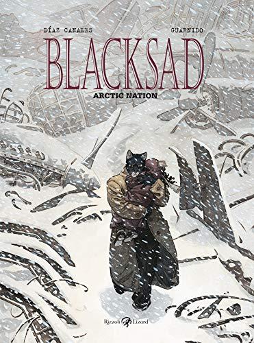Arctic nation (Blacksad Vol. 2) (Italian Edition)
