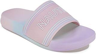 Nautica Kids Youth Athletic Slide Slip-On Sandal - Big Kid/Little Kid  Boys - Girls 