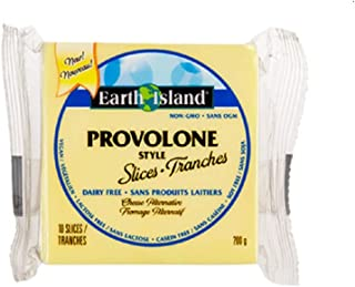 Follow Your Heart Non-Gmo Dairy Free Provolone Slices, 7 Oz (Pack Of 12)
