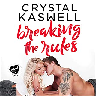 Breaking the Rules                   By:                                                                                                                                 Crystal Kaswell                               Narrated by:                                                                                                                                 Kai Kennicott,                                                                                        Wen Ross                      Length: 11 hrs and 19 mins     39 ratings     Overall 4.7