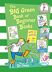The Big Green Book of Beginner Books (Beginner Books(R)) : Dr. Seuss