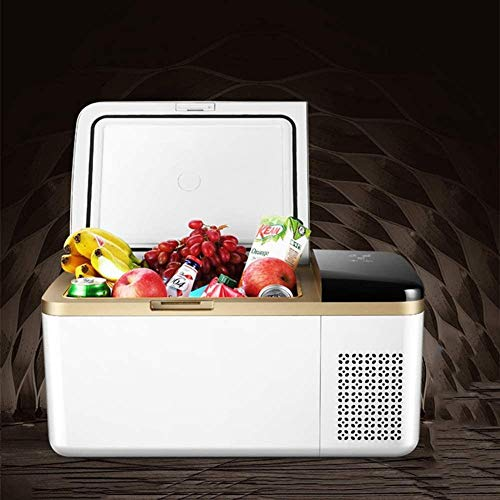 Mini refrigerador Refrigerador eléctrico Refrigerador portátil Inteligente CNC Bajo Ruido Alta Capacidad Cuerpo de Porcelana Refrigeración rápida 30L 20L-30l