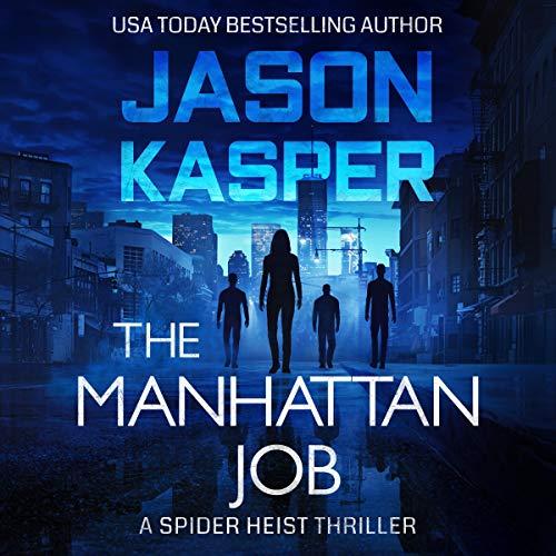 The Manhattan Job Audiobook By Jason Kasper cover art
