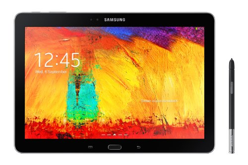Samsung Galaxy Note 10.1 2014 Edition Tablet (25,7 cm (10,1 Zoll) Touchscreen, 3GB RAM, 8 Megapixel Kamera, 16 GB interner Speicher, WiFi, Android 4.3) schwarz