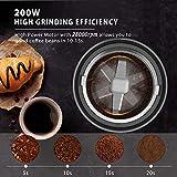 Zoom IMG-1 nixiukol macina caffe elettrico macinacaffe
