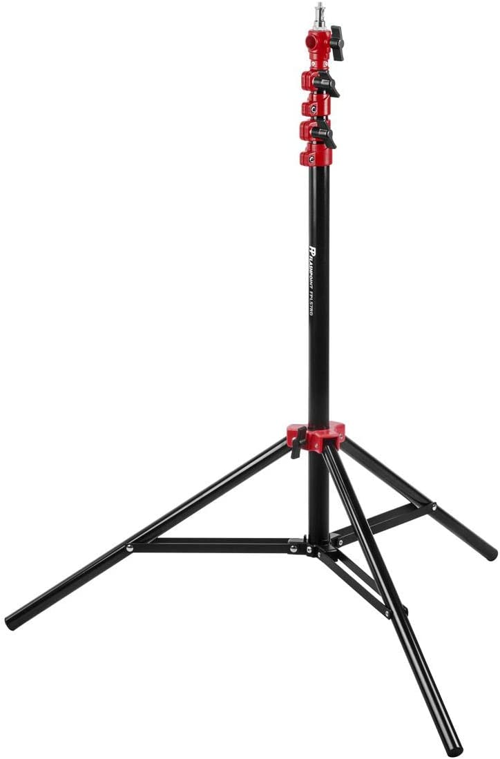 Flashpoint Pro Air-Cushioned Heavy-Duty Red Stand New Shipping Free 7.2' 2021new shipping free shipping Light