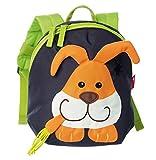 SIGIKID 24218 Mini Rucksack Hase Bags Mädchen und Jungen Kinderrucksack empfohlen ab 2 Jahren mehrfarbig