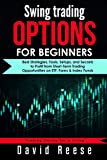 Real Estate Investing Books! - Swing Trading Options for Beginners: Best Strategies, Tools, Setups, and Secrets to Profit from Short-Term Trading Opportunities on ETF, Forex & Index Funds
