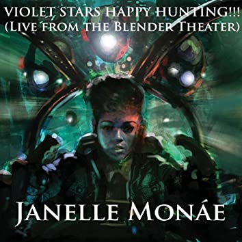 Violet Stars Happy Hunting!!! [Live At The Blender Theater]