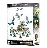 Games Workshop Warhammer Age of Sigmar: Start Collecting! Skinks