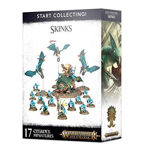 Warhammer AoS - Start Collecting! Skinks