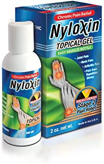 Nyloxin Topical Gel - Easy Squeeze Bottle