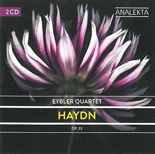 ハイドン : 弦楽四重奏曲集 「ロシア四重奏曲」 (Haydn : Op. 33 / Eybler Quartet) (2CD) [輸入盤]