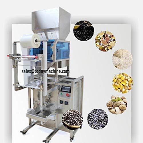 Máquina automática de envasado de alimentos para patatas fritas, dulces, cacahuetes con...