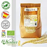Quinoa Real en grano BeNatur Plus – 100% Quinoa Real procedente de Bolivia Ecológica 1kg