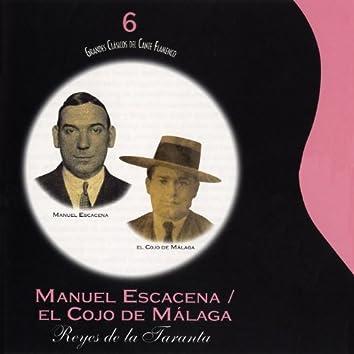 Grandes Clásicos del Cante Flamenco, Vol. 6: Reyes de la Taranta