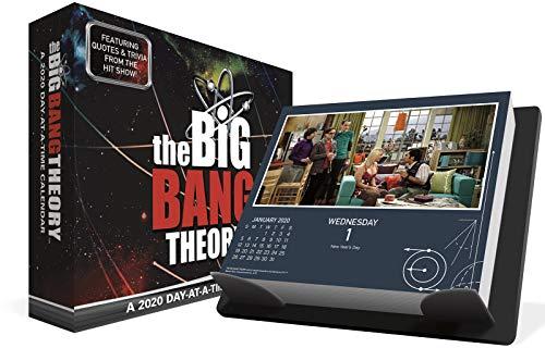 The Big Bang Theory 2020 Calendar