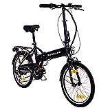 Zündapp Faltrad E-Bike 20 Zoll Z101