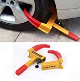 sevia anti-theft tyre wheel clamp lock car/heavy duty anti theft protective car wheel lock security...