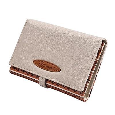 Epokris Womens Multi Card Case Purse Organizer Thin Gift Wallet for Girls QB015