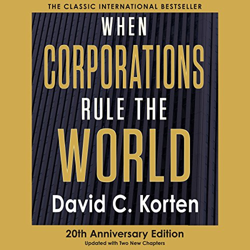 When Corporations Rule the World audiobook cover art