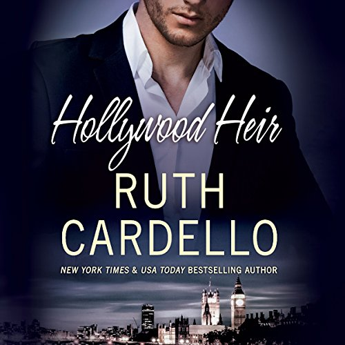 Hollywood Heir audiobook cover art