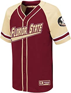 Colosseum Youth Florida State Seminoles Wallis Baseball Jersey