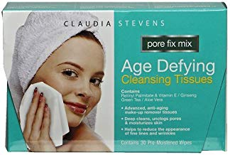 Claudia Stevens Age Defying Deep Cleansing Tissues