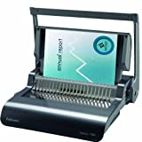 Fellowes Binding Machine Quasar+ Comb Binding (5227201),Metallic Blue...