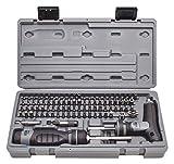 Proto Industrial Tools J61390 Multi-Bit Set, 91 Piece