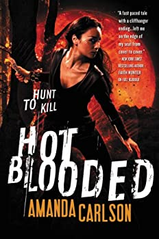 Hot Blooded by Amanda Carlson science fiction and fantasy book and audiobook reviews