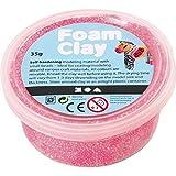 Foam Clay®, rosa neón, 35gr