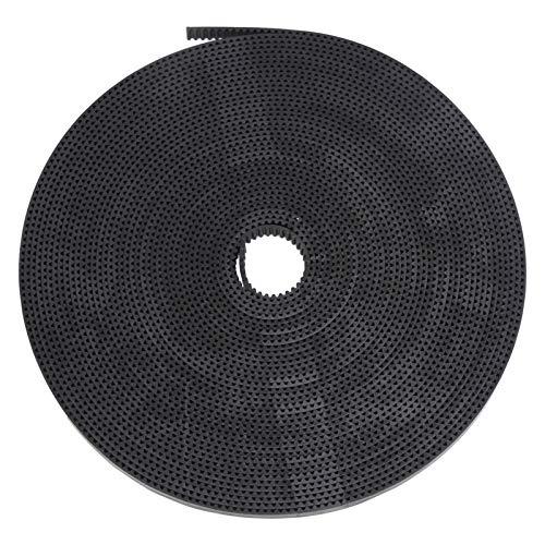 Black Color, Timing Belt, 3D Printer Belt, 3D Printer Part(10M)