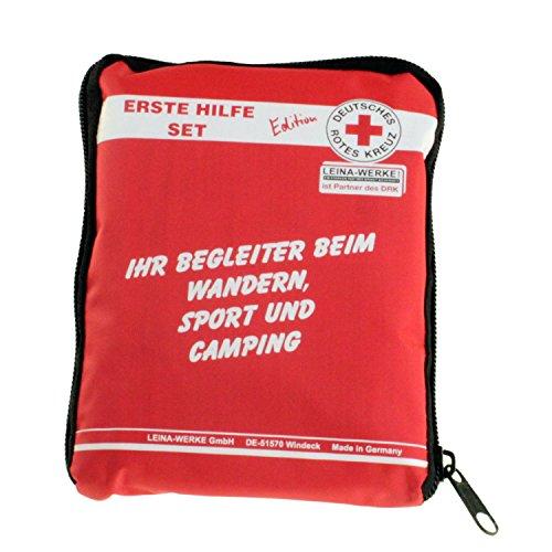 LEINAWERKE 82110 Reise-Set, weiß/schwarz-rot, 1 Stk.