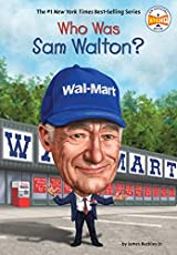 Image of Who Was Sam Walton?. Brand catalog list of Penguin Workshop.