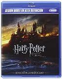 Pack Harry Potter Y Las Reliquias De La Muerte Partes 1 + 2 Bluray [Blu-ray]