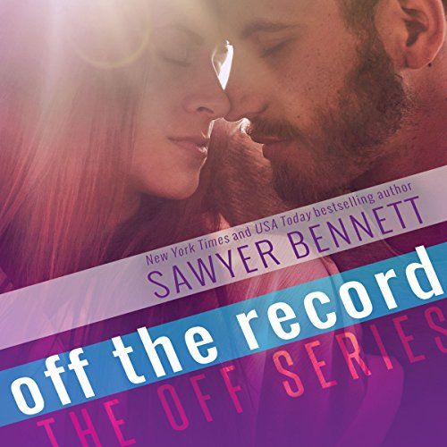 Off the Record audiobook cover art