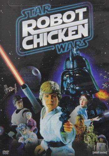 Robot Chicken Star Wars:1-3 (3 Dvd) [Edizione: Stati Uniti]