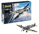Revell- Maquette d'avion Spitfire MK. VB, 03897