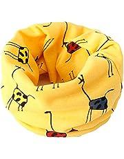 Bufanda para niño Fablcrew, con diseño de animales