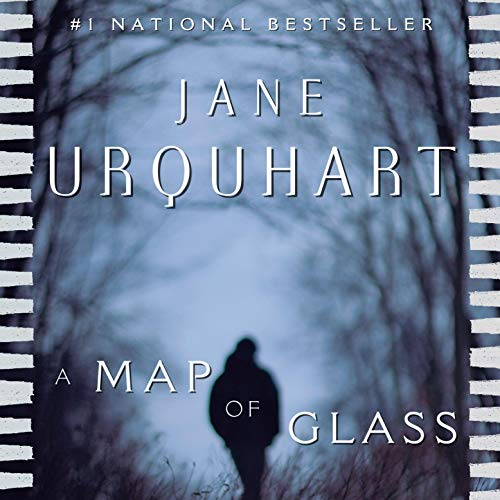 A Map of Glass audiobook cover art