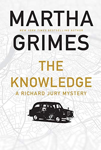 Compare Textbook Prices for The Knowledge: A Richard Jury Mystery Richard Jury Mystery, 24 Reprint Edition ISBN 9780802129253 by Grimes, Martha
