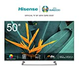 Hisense H50BE7400 Smart TV LED Ultra HD 4K 50', Dolby Vision HDR, Wide Colour...