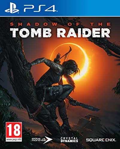 Shadow of the Tomb Raider - PlayStation 4 - [AT-PEGI] [Importación alemana]